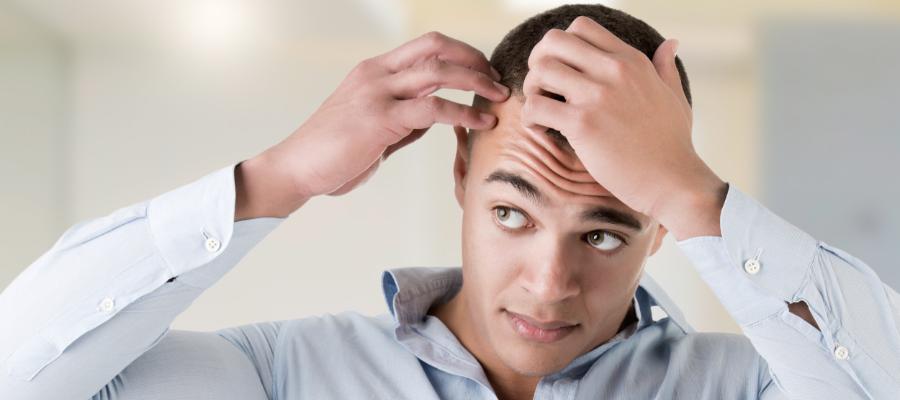 causas de pérdida de cabello